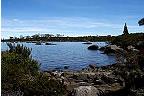 Lake in Tasmanias Central Highlands
