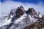 Mount Ossa, Cradle Mountain-Lake St Clair National Park